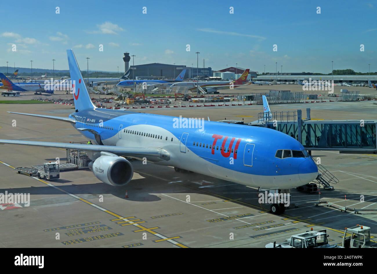 GoTonySmith,HotpixUK,@HotpixUK,MAN,MAG,apron,planes,jet,Boeing,Airbus,taxi,taxing,Ringway,UK,England,North West,TUI Aircraft,TUI Plane,TUIFly,TUI AG,tourism,charter,holiday,parked planes,Thomson Travel,Thomson,Hannover,family holidays,disruption,strike,G-OGYG,Boeing 757-300,G-OGYG tui 757-300,757-300,TUI Airways,Thomson Airways,Thomsonfly
