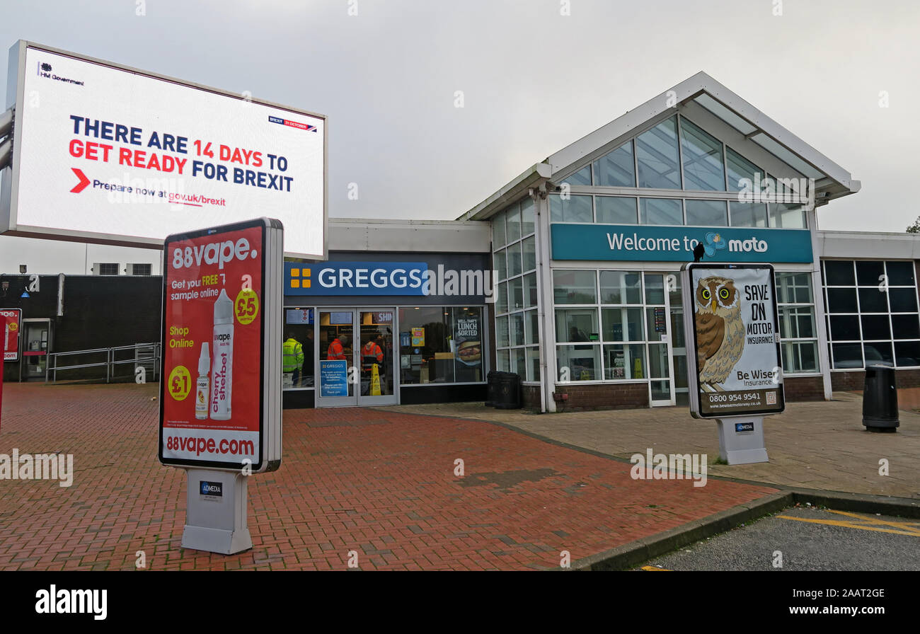 HotpixUk,@HotpixUK,GoTonySmith,UK,England,English,Hartshead Moor Moto Services,Moto Services,Service Station,preperations,Oct 2019,October 2019,Oven ready,BREXIT,EU Referendum,2016 Referendum,campaign,Get ready For Brexit Campaign,GOV.UK,Boris Johnson,Tory waste,division,divided country,14 days,to Brexit,days,Cabinet Office,Michael Gove,liers,HD6 4JX,HD6,greggs,Welcome to Moto,reaching drivers,leave the EU,public,business owners,reach,reaching,propaganda