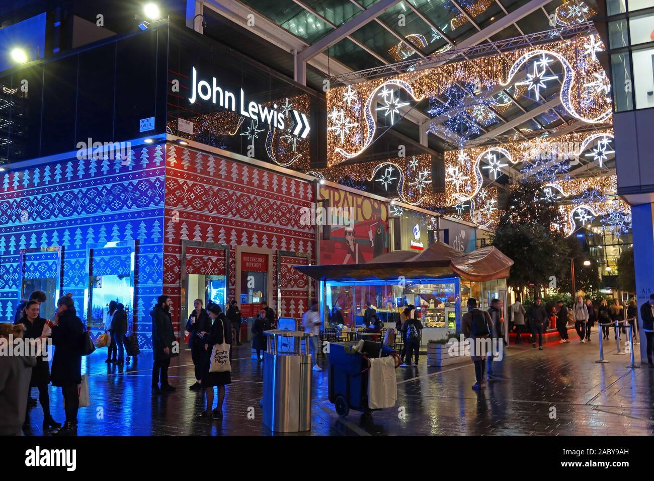 GoTonySmith,HotpixUK,@HotpixUK,England,English,London,South East,Stratford,East London,SE,UK,Westfield,Xmas,Christmas,Westfield Christmas,shop,shops,retail,inside,interior,E20,results,Unibail-Rodamco-Westfield,night,evening,late night shopping,chain stores,out of town shopping,high st decline,high street decline