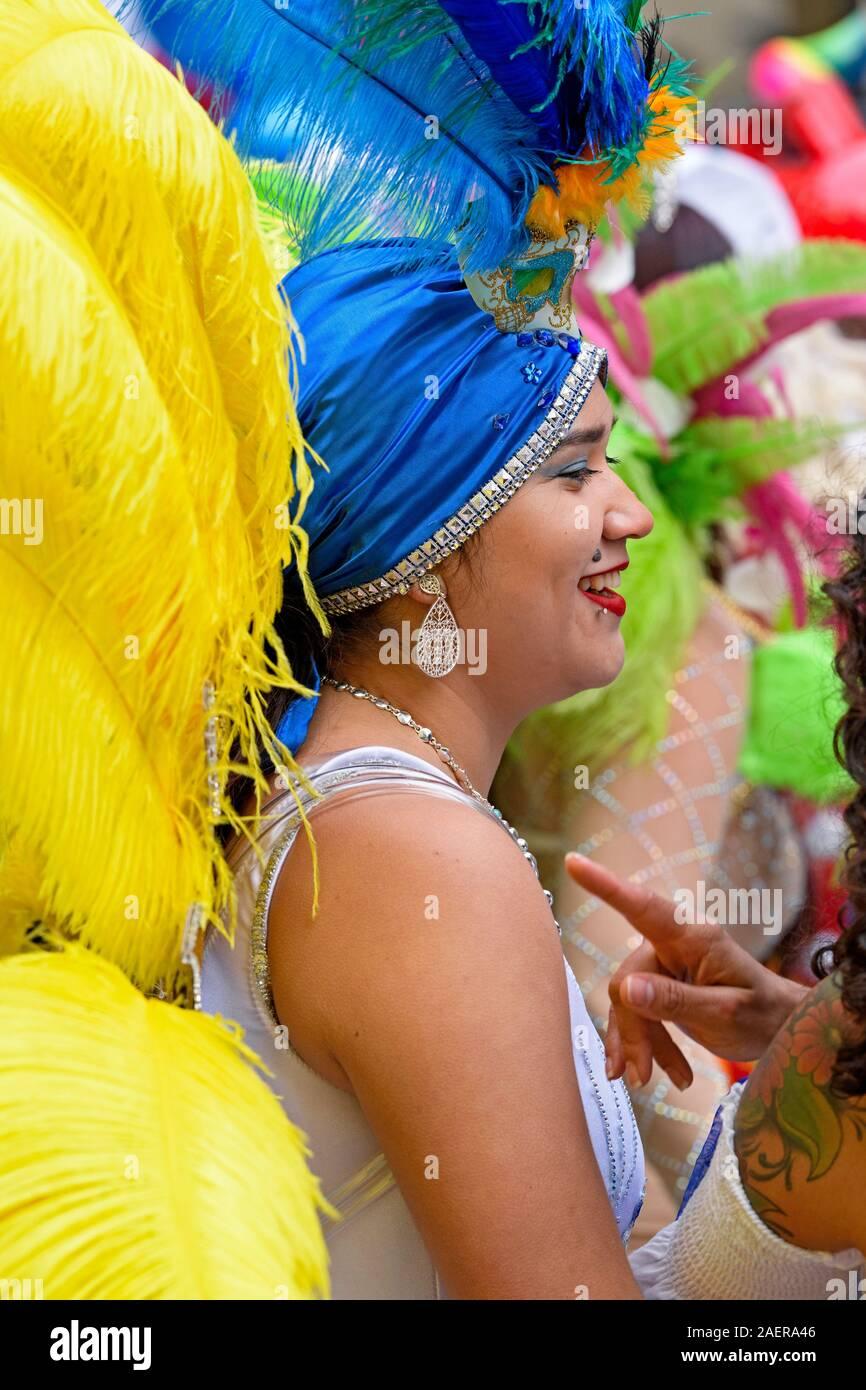parade-participant-at-the-calgary-carifest-alberta-canada-2AERA46.jpg