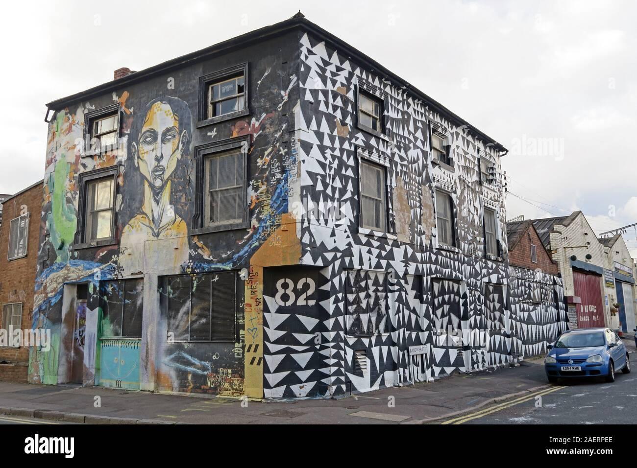 @HotpixUK,Hotpixuk,GoTonySmith,B5,Graffiti urban street art,in Floodgate St,Bordesley & Highgate,Birmingham,West Midlands,England,UK,B5 5ST,Floodgate St,Graffiti,street,artist,tag,tagged,Deritend,painted,unit,factory,eightytwo,82 Floodgate St,82 Floodgate Street
