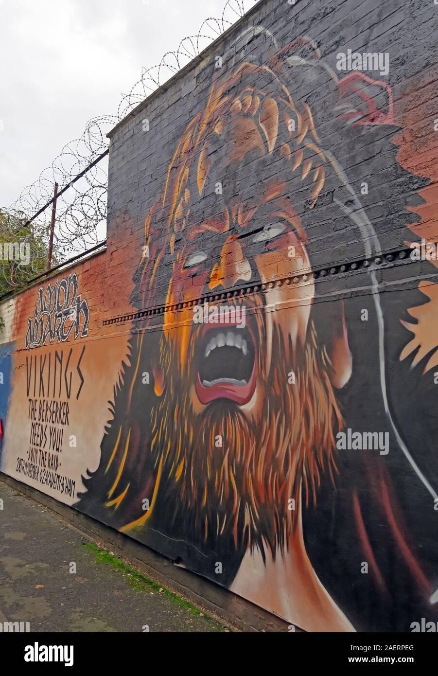 @HotpixUK,Hotpixuk,GoTonySmith,B5,Graffiti urban street art,in Floodgate St,Bordesley & Highgate,Birmingham,West Midlands,England,UK,B5 5ST,Floodgate St,Graffiti,street,artist,tag,tagged,Deritend,painted,bring,head,face,viking,wall