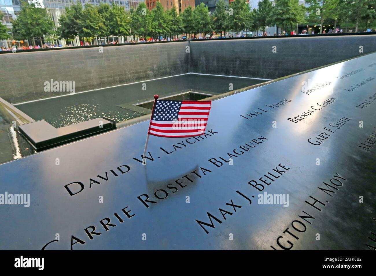 HotpixUK,@HotpixUk,GoTonySmith,NYC,NY,New York,Manhattan,USA,city,city centre,US,with small flag,David W Laychak,Carrie Rosetta Blagburn,Max J Beilke,Gary F Smith,pool,9/11