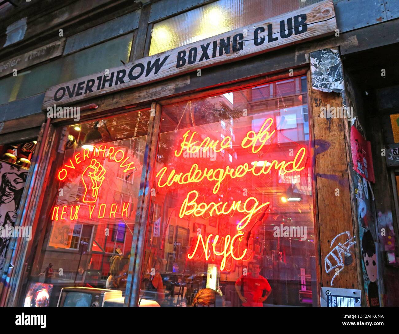 HotpixUK,@HotpixUk,GoTonySmith,NYC,NY,New York,Manhattan,USA,city,city centre,US,boxing,neon sign,red,orange,window,culture,exercise,ring work,9 BLEECKER STREET,NEW YORK,NY 10012,9 Bleecker St,private training,Overthrow Boxing,gritty,downtown,headquarters,eastside,lower manhattan,gym,sport,boxing sport,boxing clubs,local boxing gym,boxing gym,boxing brand