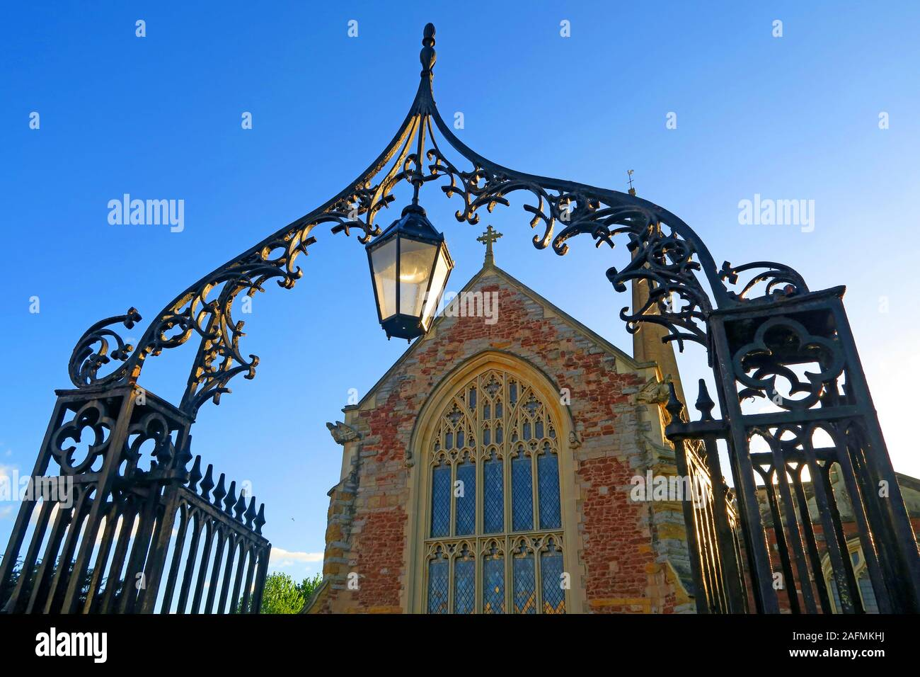 HotpixUK,@HotpixUK,GoTonySmith,SDC,Sedgemoor,Sedgemoor District Council,South West England,England,UK,South West,town,lamp,lantern,ironwork,Gate,arch,iron arch,st Mary,church,Anglican,religion,religious,town centre,Grade I listed building,listed buildings,listed,building,architecture,deanery of Sedgemoor,the Virgin,William Briwere,TA6,Bridgwater,Somerset