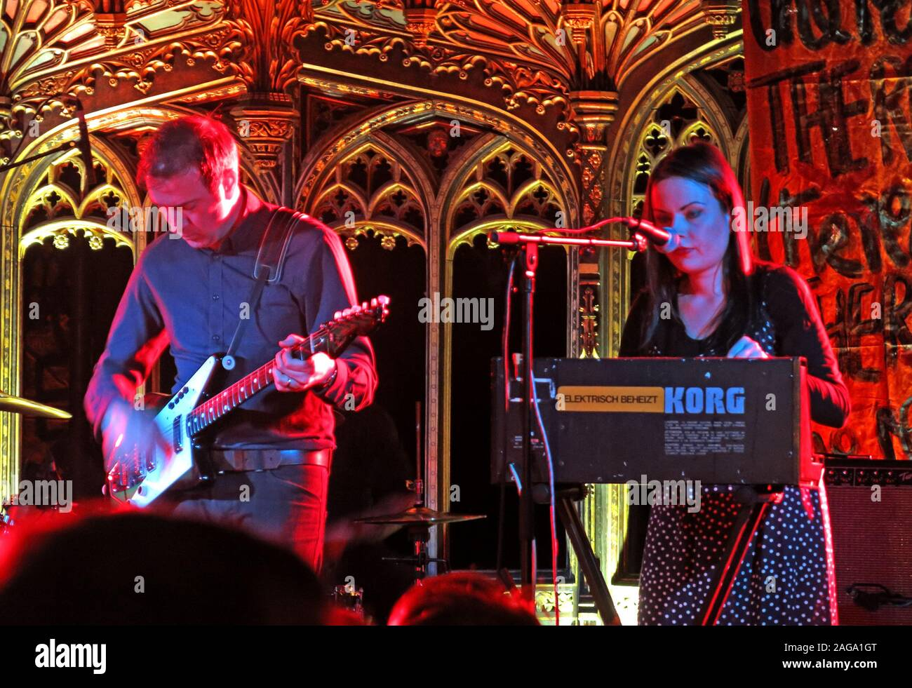 HotpixUK,@HotpixUK,GoTonySmith,Manchester Cathedral,gig,live,tour,2014,on stage,Daren Garratt,Dave Spurr,bass,Elena Poulou,Pete Greenway,guitar,Cathedral and Collegiate Church of St Mary,St Denys and St George,TheFallMancCath15-05-2014,Mark E Smith and The Fall perform live,Mark E Smith and The Fall,perform,performing,15th May 2014,The Fall 2014,MarkESmith,Mark.E.Smith,post-punk,band,group,Prestwich,cult,Mark E Smith of The Fall,Manchester Legend,1957-2018,Manchester artist,Manchester musician
