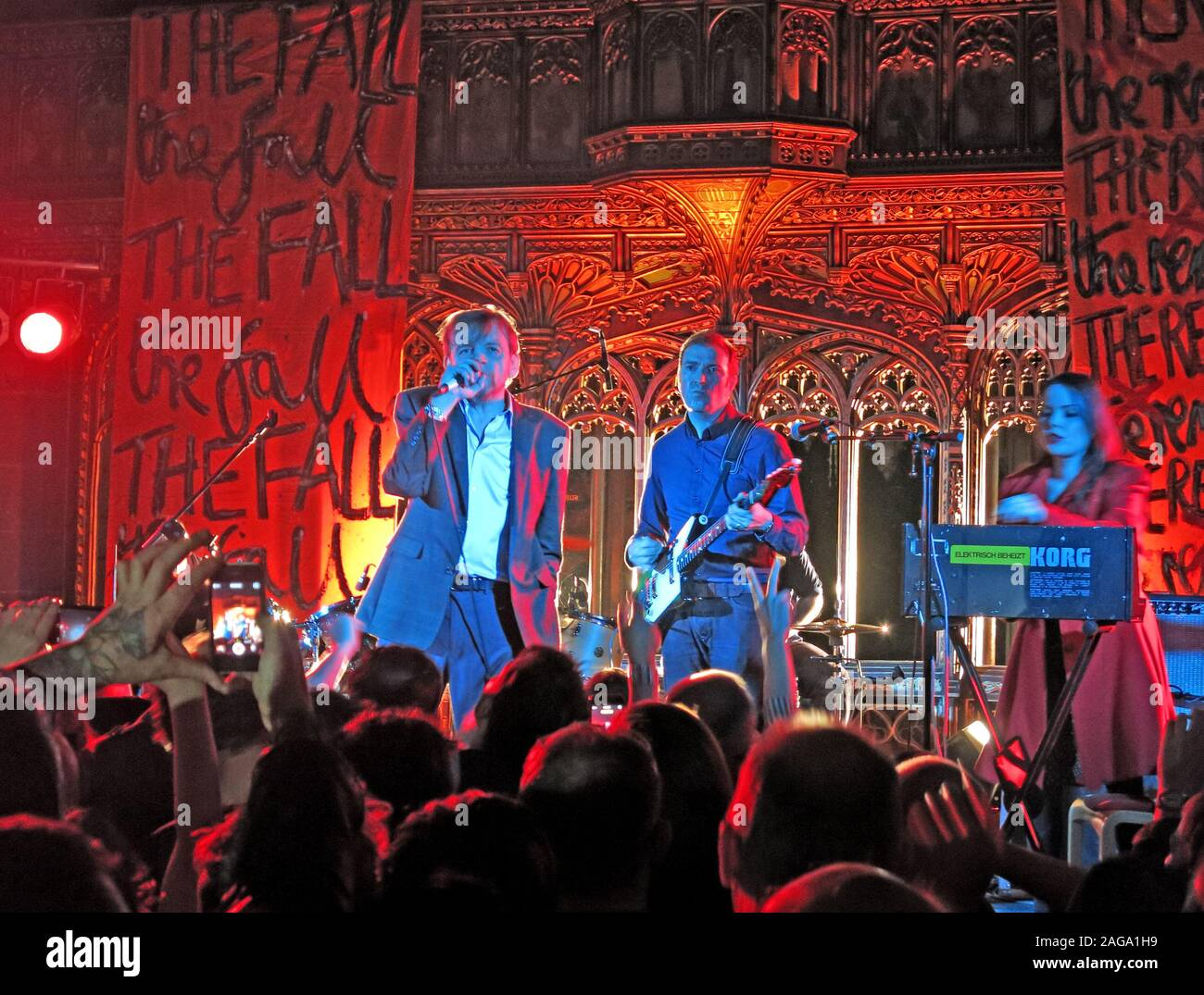 HotpixUK,@HotpixUK,Manchester Cathedral,GoTonySmith,gig,live,tour,2014,on stage,Daren Garratt,Dave Spurr,bass,Elena Poulou,Pete Greenway,guitar,Cathedral and Collegiate Church of St Mary,St Denys and St George,TheFallMancCath15-05-2014,Mark E Smith and The Fall perform live,Mark E Smith and The Fall,perform,performing,15th May 2014,The Fall 2014,MarkESmith,Mark.E.Smith,post-punk,band,group,Prestwich,cult,Mark E Smith of The Fall,Manchester Legend,1957-2018,Manchester artist,Manchester musician