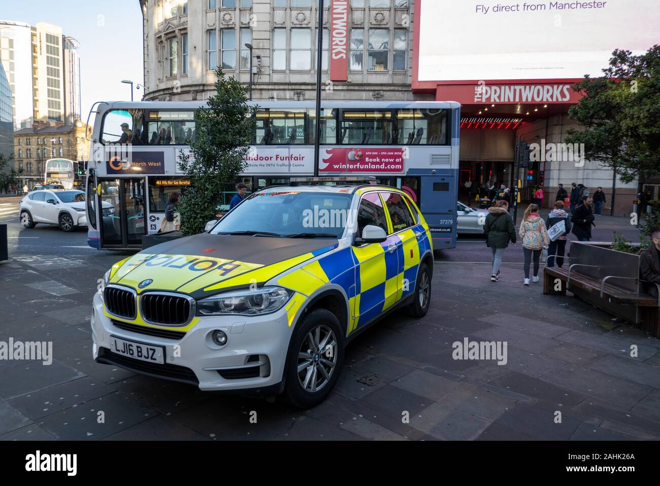 police-response-car-outside-the-printwor