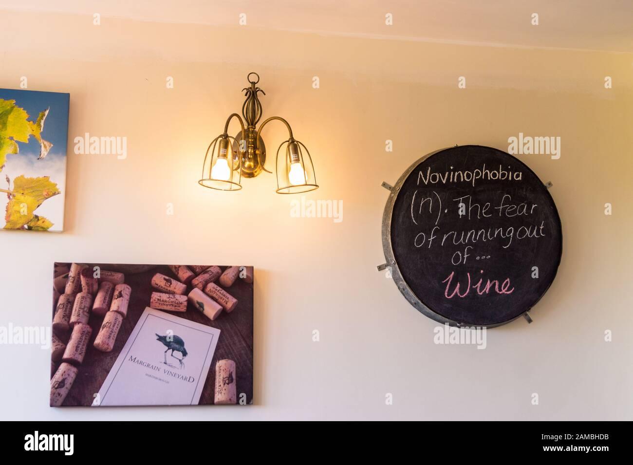 novinophobia-n-the-fear-of-running-out-of-wine-humorous-sign-margrain-vineyard-martinborough-wairarapa-new-zealand-2AMBHDB.jpg