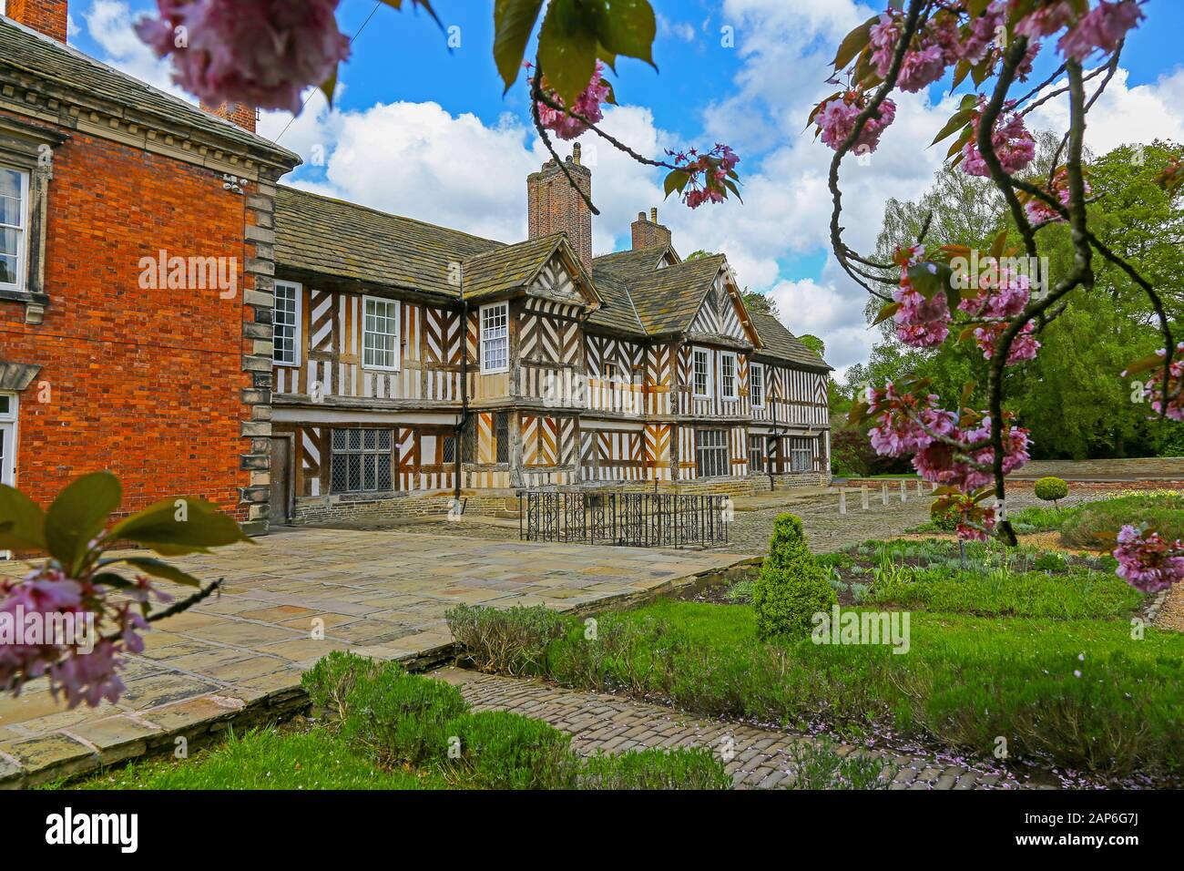 adlington-hall-seen-through-spring-cherry-blossom-at-a-country-house-near-adlington-cheshire-england-uk-2AP6G7J.jpg
