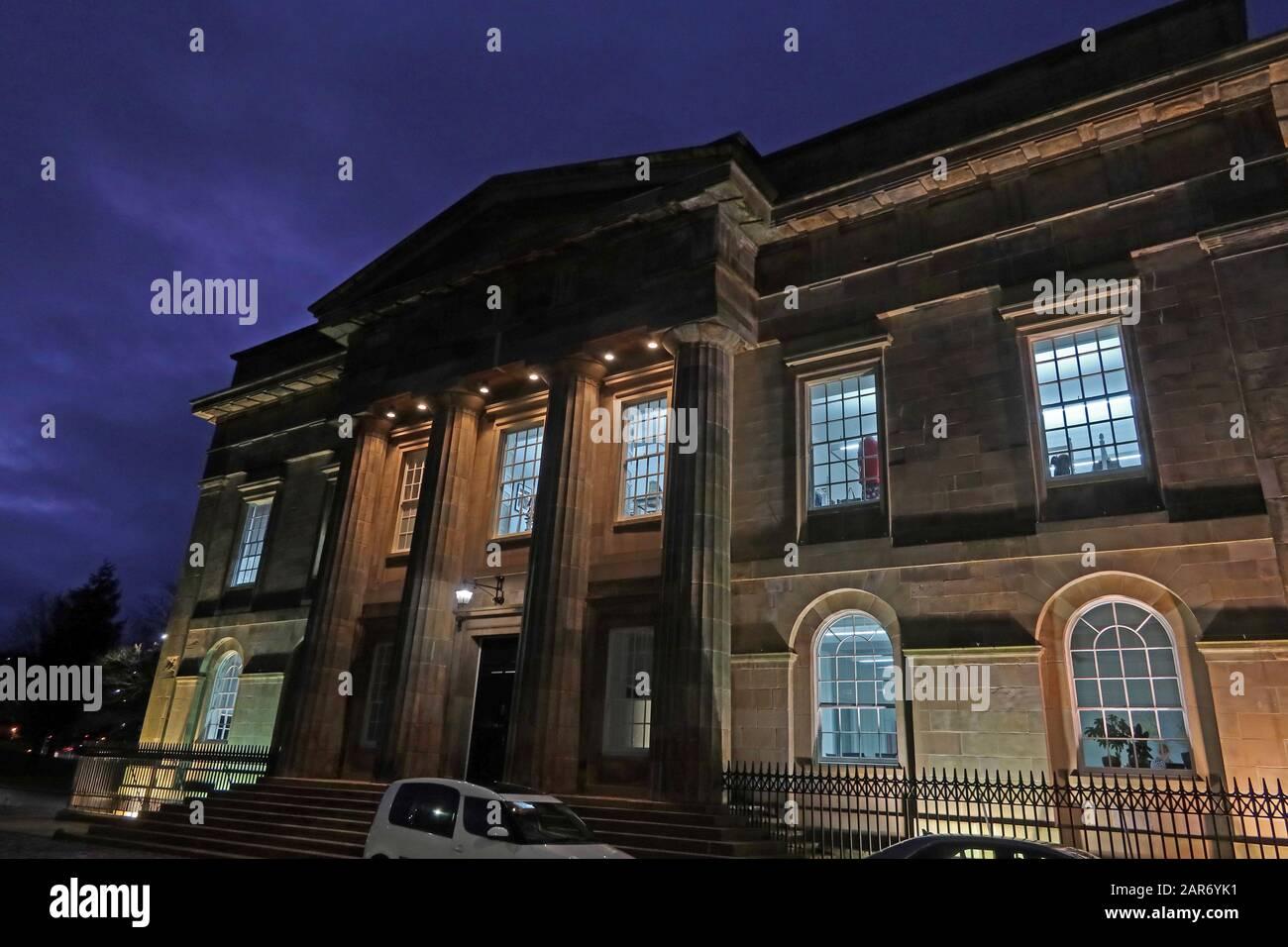 GoTonySmith,HotpixUK,@HotpixUK,Inverclyde,Scotland,West Of Glasgow,West of Scotland,UK,dusk,night,night time,tail of the bank,Inverclyde Council,buildings,Historic,history,historic building,custom house port,port,Customhouse Quay,Clyde,Clydeside,Greenockians