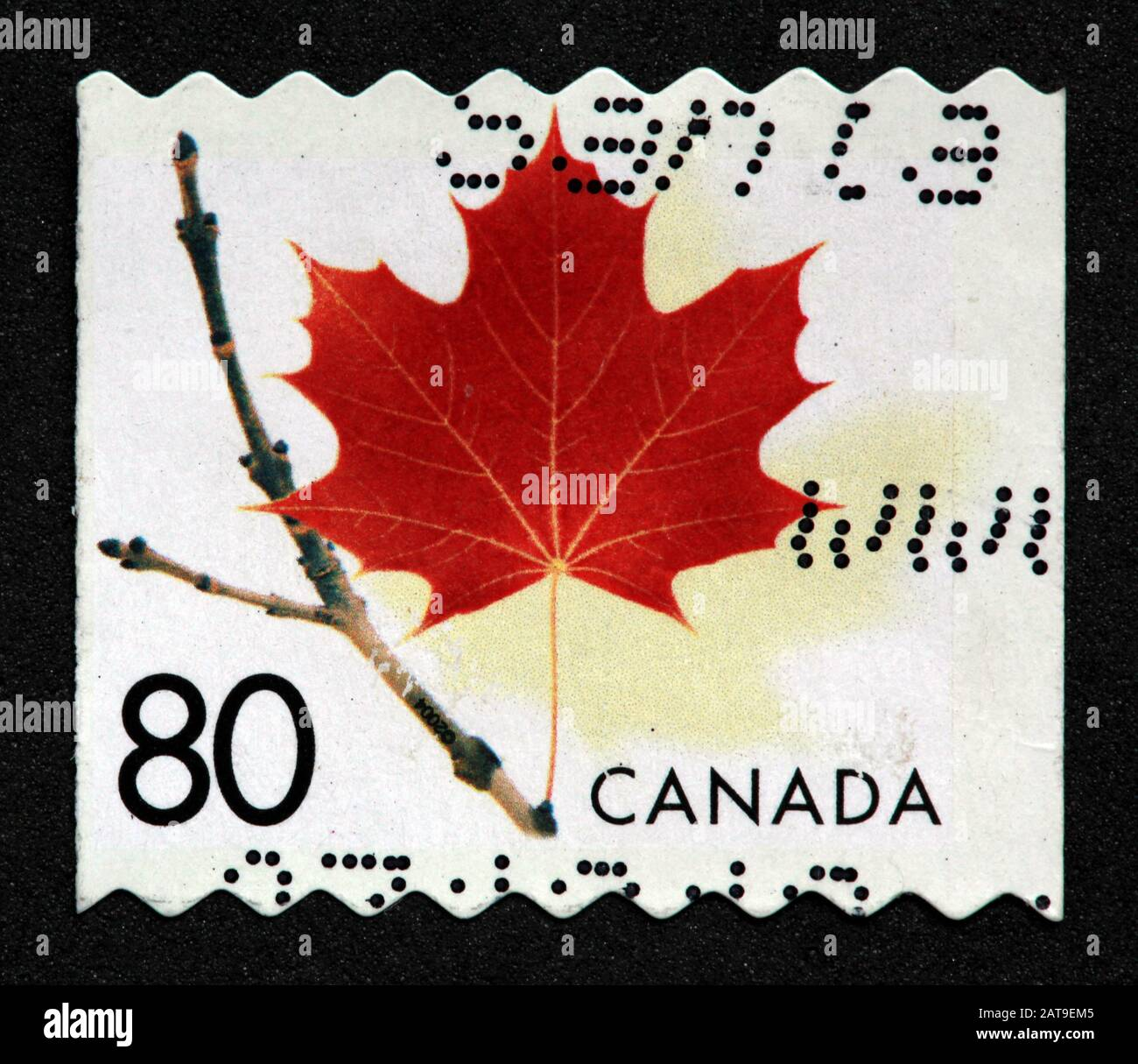 Hotpixuk,@Hotpixuk,GoTonySmith,stamp,postal,franked,frank,used stamps,used franked,used,franked stamp,from envelope,history,historic,old,poste,post office,communications,postage,sending letters,sending,parcels,autumn,80c,80cents,Maple Leaf,leaf,leaves,80 cents,Canadian