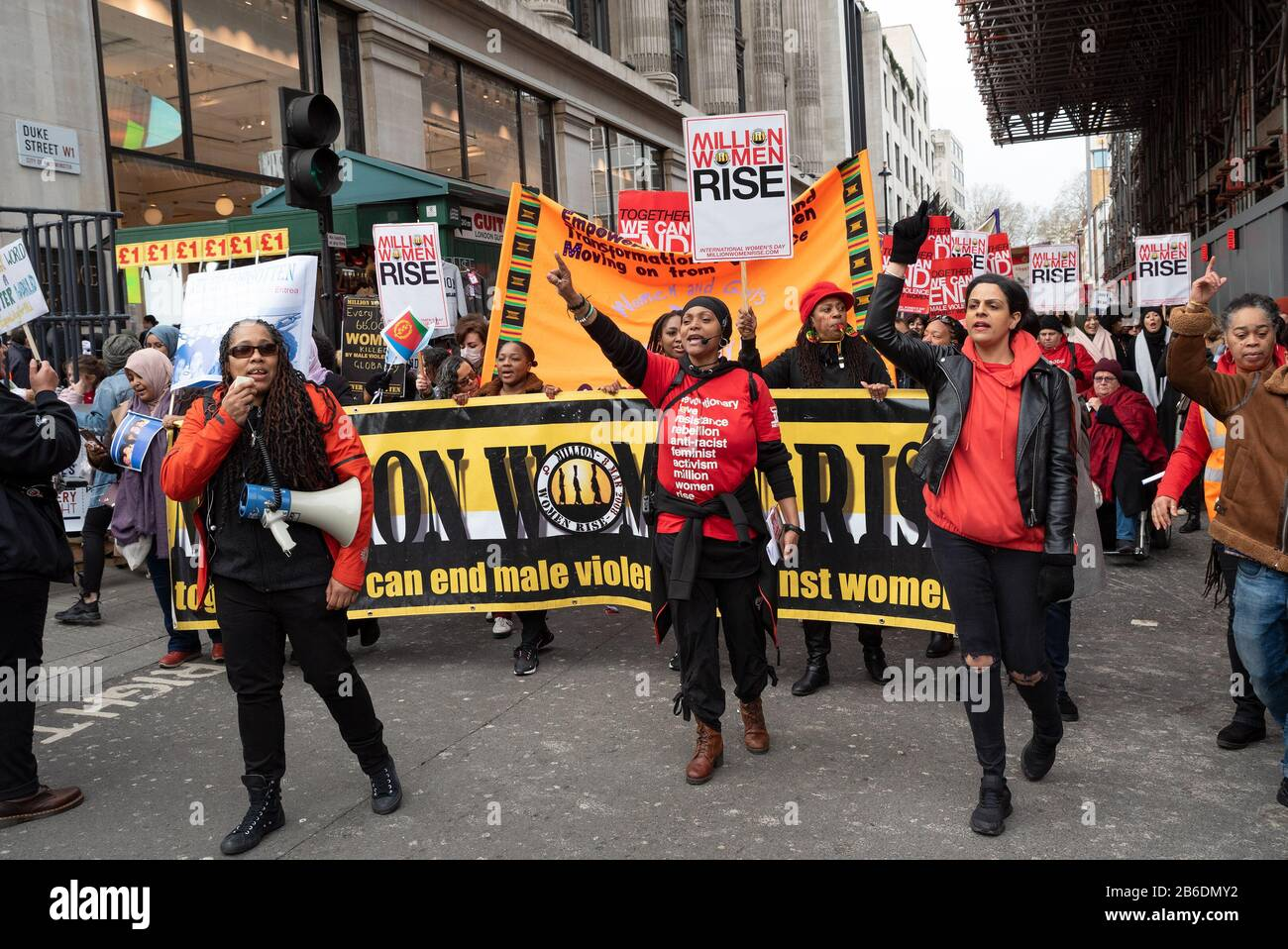 london-uk-7th-march-2020-the-13th-annual-million-women-rise-march-through-central-london-marching-against-male-violence-to-women-and-girls-starting-at-the-duke-streetoxford-street-junction-and-finishing-at-trafalgar-square-credit-stephen-bellalamy-2B6DMY2.jpg