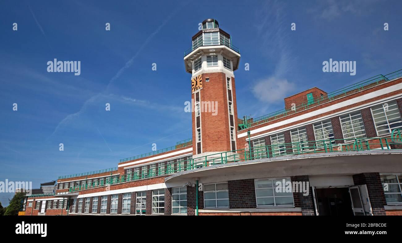 GoTonySmith,HotpixUK,@HotpixUK,Liverpool,Merseyside,North West England,England,City Centre,UK,Great Britain,Speke,aerodrome,airport,historic,1960s,Hotel,hotel building,renovated,airside,Speke Aerodrome Heritage,Group,Liverpool Airport Speke Aerodrome,Liverpool L24 8QD,Bristol Britannia 308F G-ANCF,Percival Prince G-AMLZ,L24,brick,building,plane,aircraft