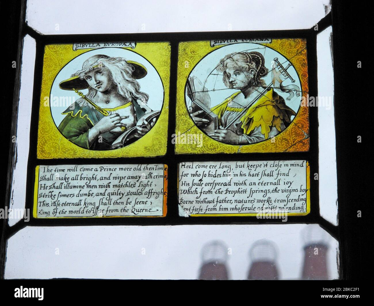 HotpixUK,@HotpixUK,GoTonySmith,Sibylla Europea stained glass,Sibylla Europea,The time will come a prince more old than time,He shall illume men with matchles light,King of the world to flee from the Queen,Heel come ere long,but keepe it close in mind,For who so him in his hart shall find,Which from the prophett springs the virgins boy