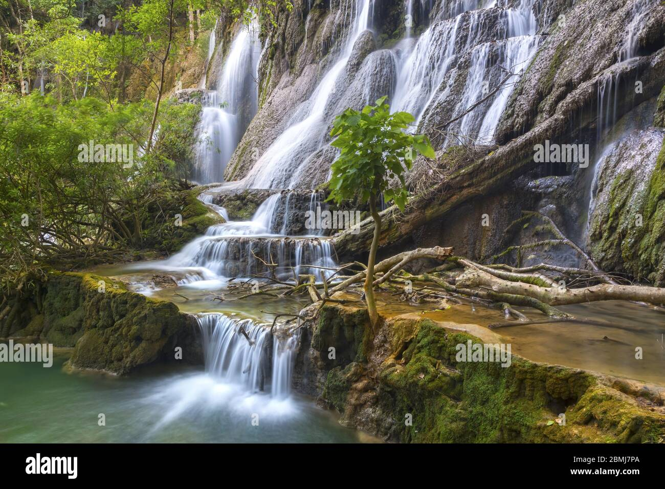 scenic-kuang-si-falls-landscape-a-beauti