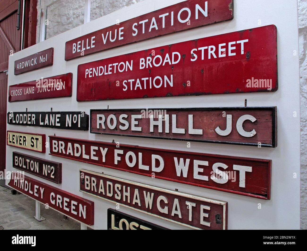 GoTonySmith,Hotpixuk,@Hotpixuk,Greater Manchester,station,pre,signs,sign,historic,Rose Hill JC,Bradshawgate,junction,Belle Vue,lost,Lancs,Lancashire,rail,rail cuts,museum