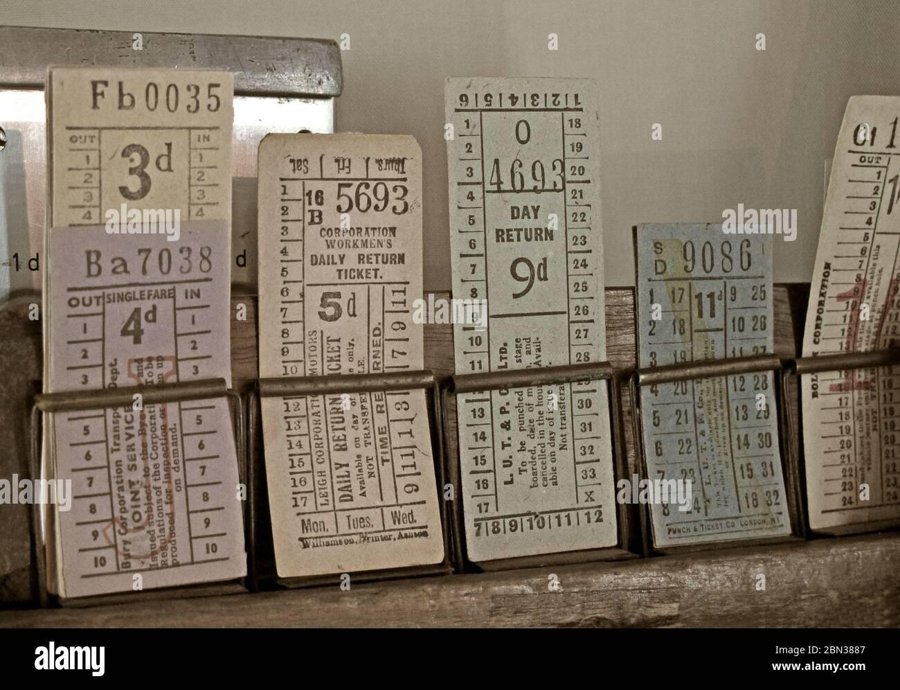 GoTonySmith,Hotpixuk,@Hotpixuk,3d,9d,5d,11d,single Bury bus tickets,from 1960s,Lancashire,England,UK,bus tickets,Bury,Manchester,3pence,9pence,5pence,buses,ticket,fare,price,Preprinted bus Tickets,Preprinted tickets,Preprinted,Bury Corporation Transport,Bury Corporation,Transport,card,paper