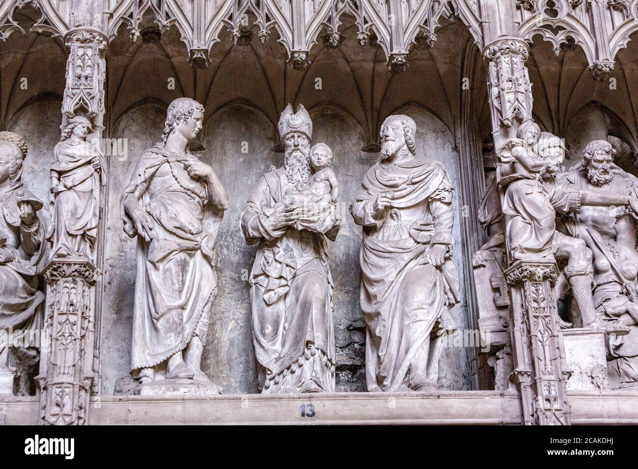 christ-presented-in-the-temple-choir-wal