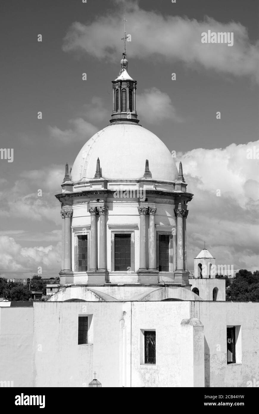 dome-of-the-parroquia-san-pedro-church-i