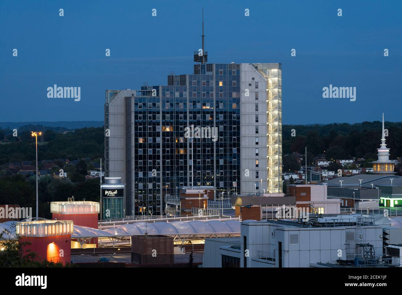 churchill-place-at-night-a-high-rise-apa