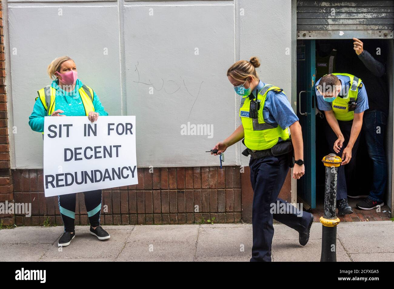 cork-ireland-8th-sep-2020-ex-debenhams-workers-entered-the-closed-debenhams-stores-in-patrick-street-cork-and-henry-street-dublin-this-morning-to-escalate-their-action-the-sit-in-comes-after-the-workers-claim-the-1million-redundancy-offer-made-to-them-is-derisory-eight-ex-workers-are-in-the-cork-store-five-from-cork-two-from-tralee-and-one-from-thr-mahon-point-store-the-protestors-have-food-and-are-willing-to-sit-it-out-for-as-long-as-it-takes-for-them-to-receive-a-better-offer-gardai-leave-after-talkking-to-the-protestors-no-arrests-were-made-credit-ag-newsalamy-live-news-2CFXGA5.jpg