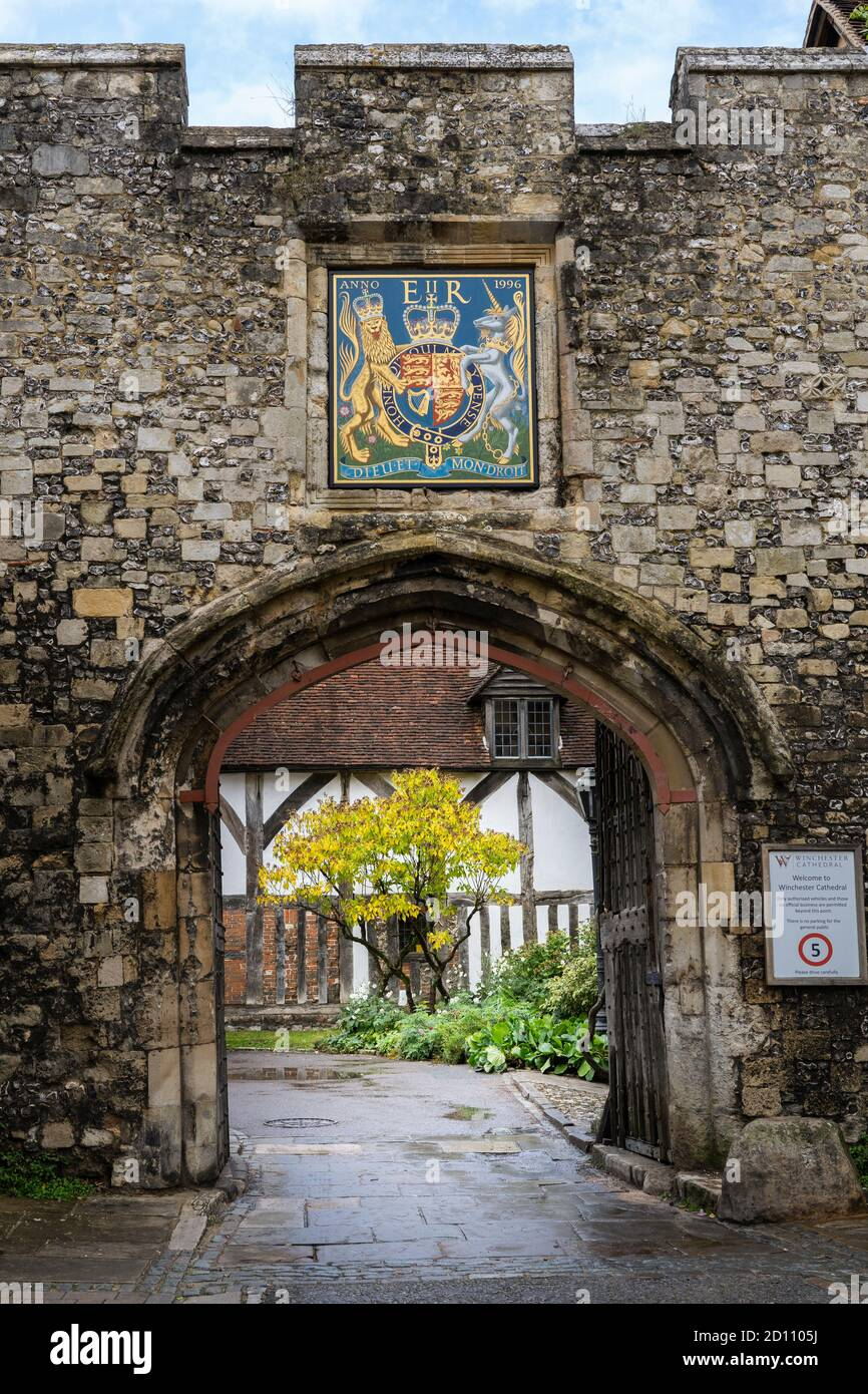 the-priory-gate-in-autumn-and-royal-coat