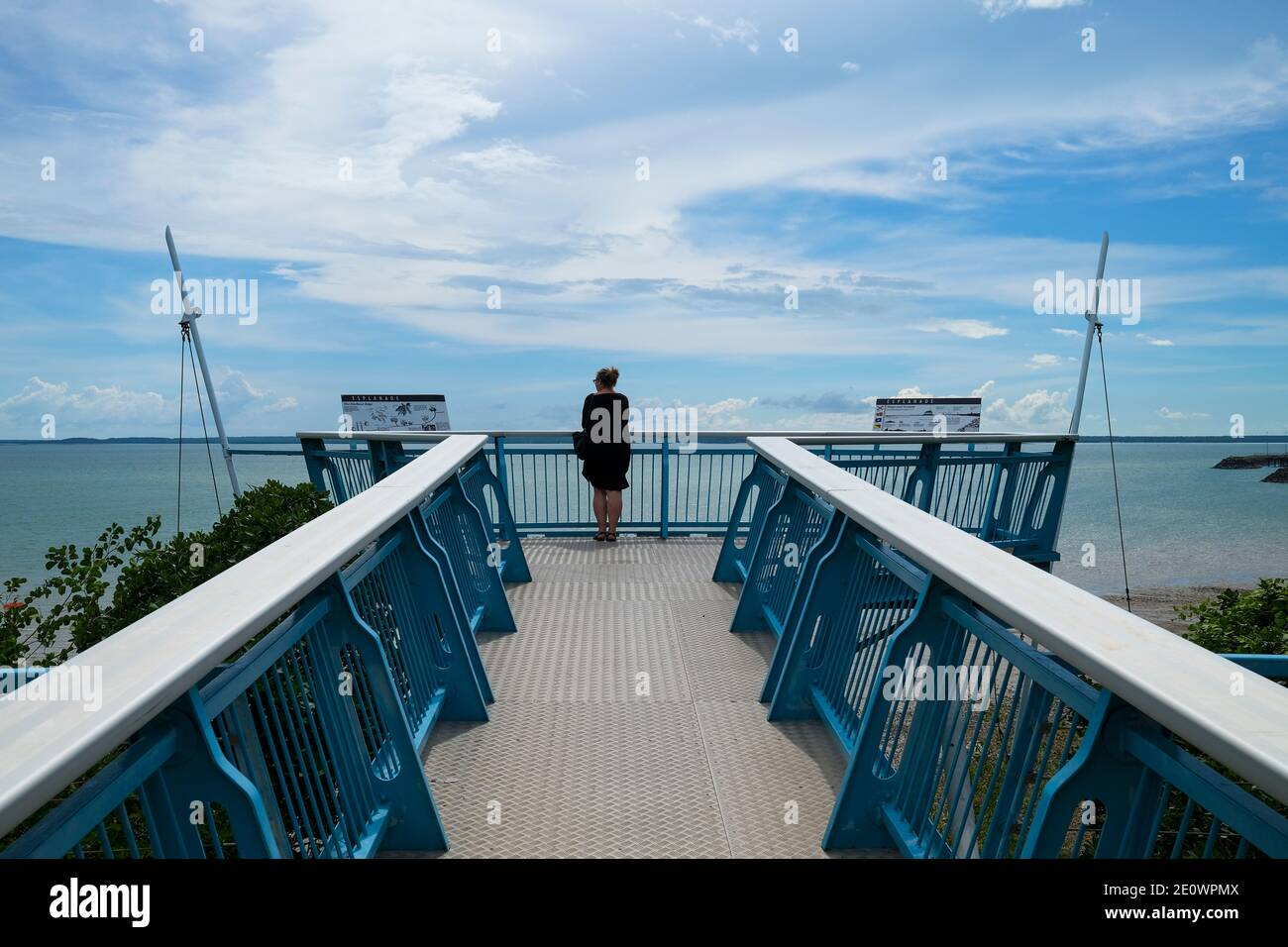 woman-on-the-lookout-at-the-esplanade-in