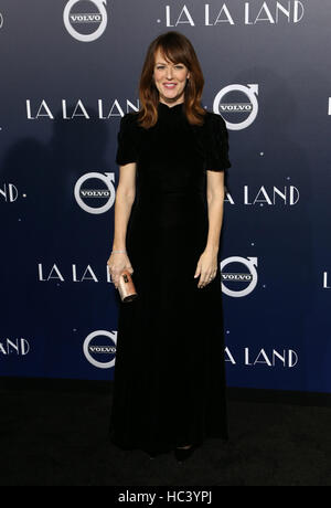 Westwood, California, USA. 06th Dec, 2016. Rosemarie DeWitt, At Premiere Of Lionsgate's 'La La Land' - Stock Image