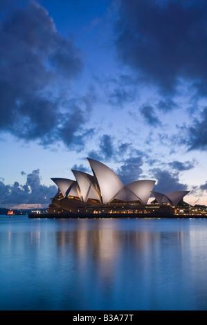 Australia, New South Wales, Sydney, Sydney Opera House - Stock Image
