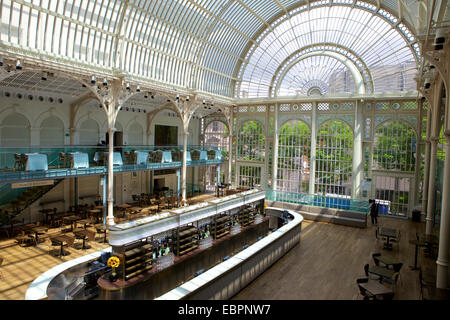 Vilar Floral Hall, Royal Opera House, Covent Garden, London, England, United Kingdom, Europe - Stock Image