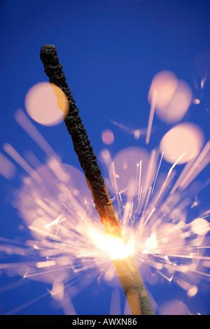 Sparkler - Stock Image