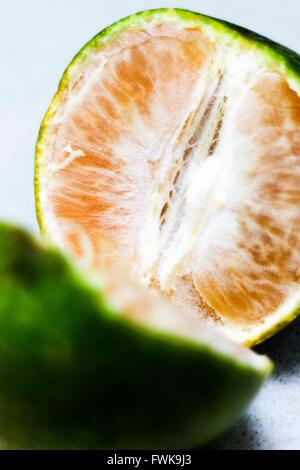 Close-Up Of Orange Fruits - Stock Image