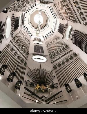 Royal Armouries, Leeds, UK - Stock Image