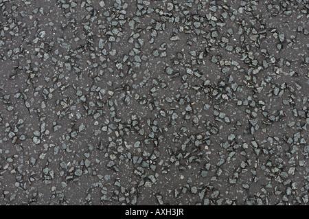 Road tarmac pattern - Stock Image