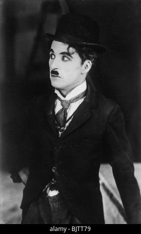 Charlie Chaplin (1889-1977), English/American actor and commedian, 1928. - Stock Image