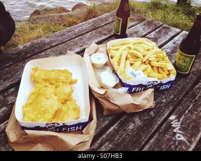 Poisson & frites - Image