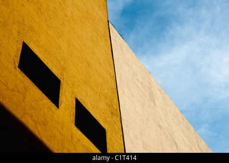 Building facade, cropped - Stock Image