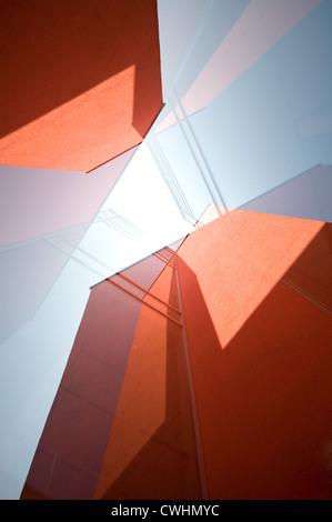 design,skyscraper,abstract - Stock Image