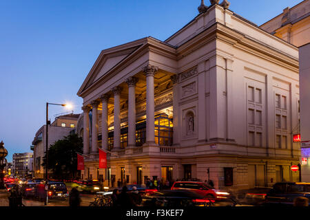 The Royal Opera House, Covent Garden, London, UK - Stock Image