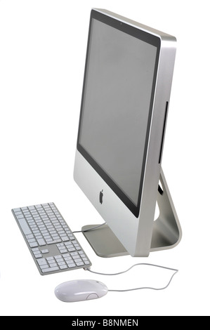 ¡°Apple Macintosh¡± iMac 24' - Stock Image