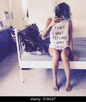 Feelings. - Stock Image