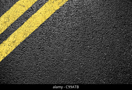 Asphalt as abstract background or backdrop - Stock Image
