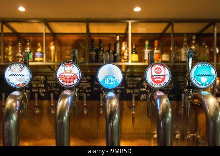 Drygate Brewery - Glasgow, Ecosse, Royaume-Uni - Image
