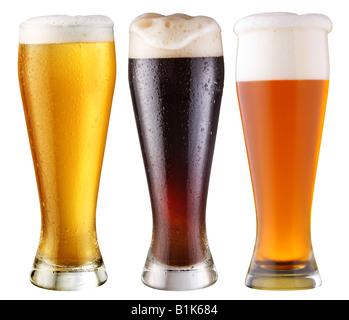 verres à bière - Image