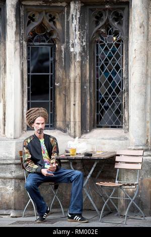 Un résident de Glastonbury au George Hotel & Inn Pilgrims - Image
