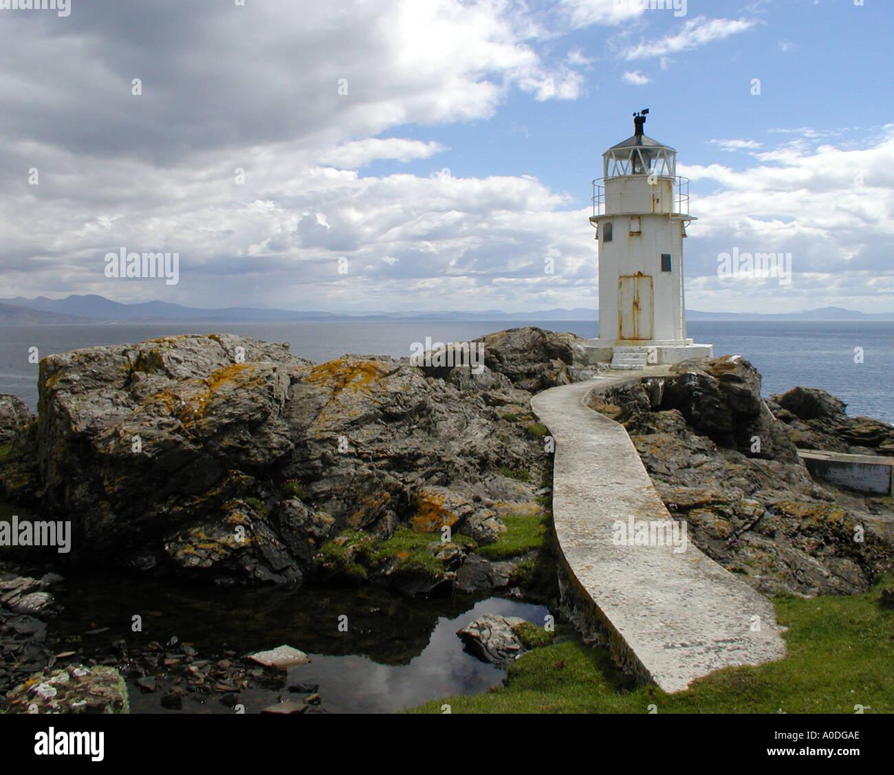 Point of Sleat, Isle of Skye, Scotland Stock Photo