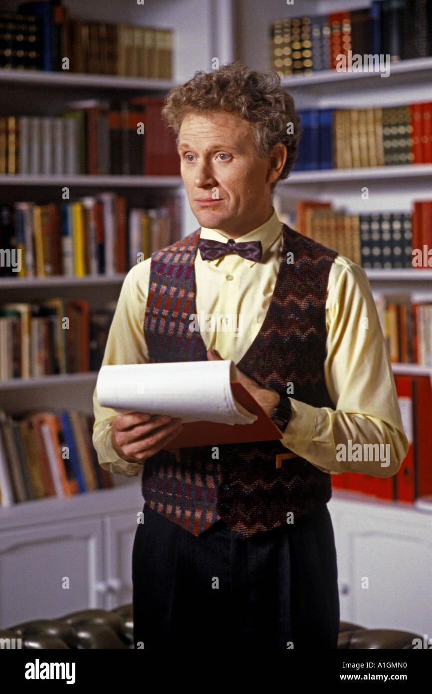 Colin Baker, Actor. PER0101 - Stock Image