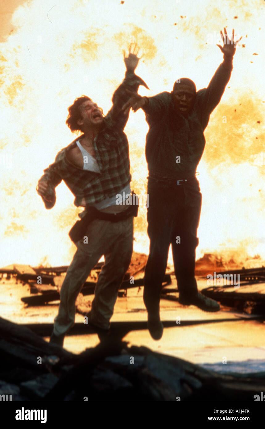 Blown Away Year 1994 Director Stephen Hopkins Jeff Bridges Forest Whitaker Stock Photo