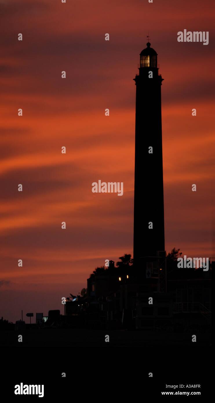 the-light-tower-in-maspalomas-on-gran-ca